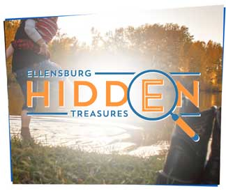 ellensburg,hidden treasures