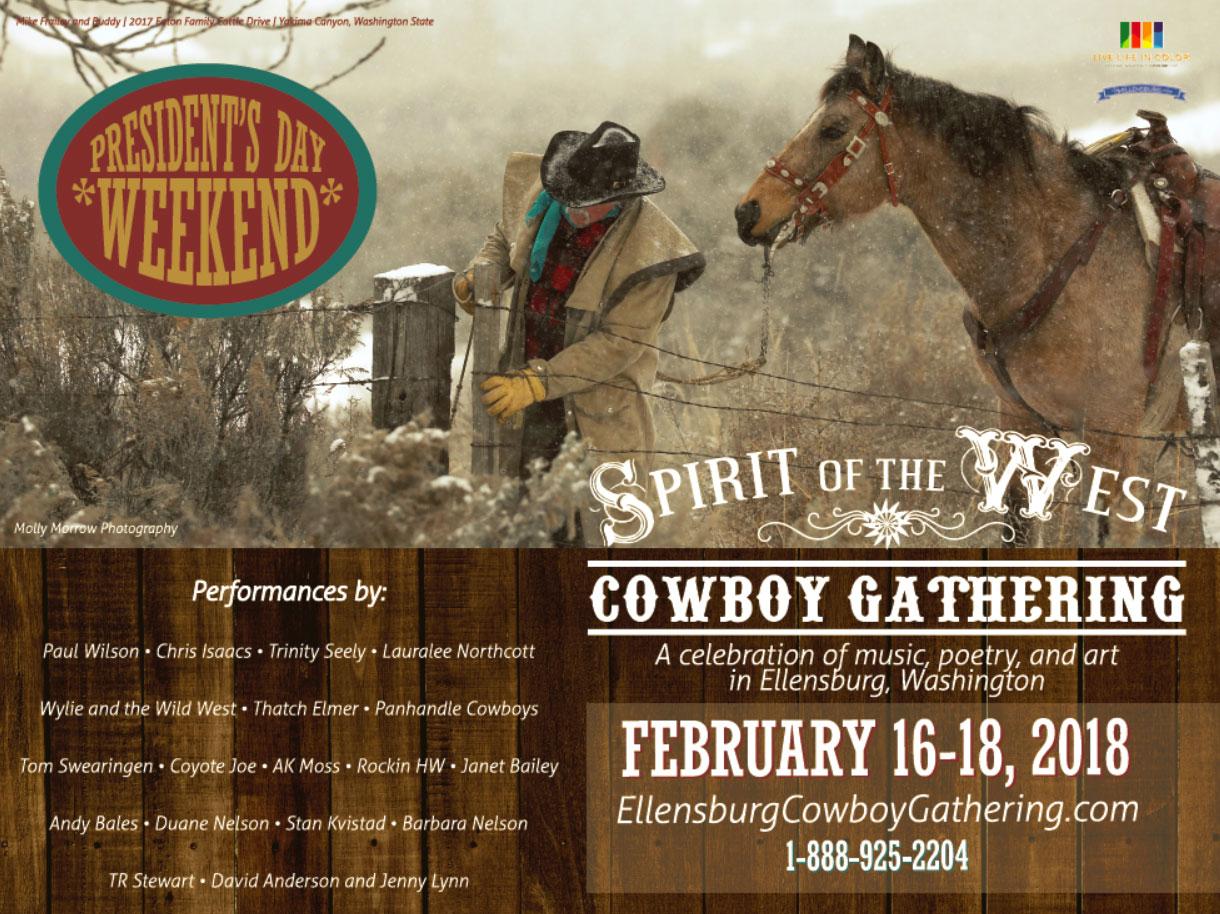 spirit of the west 2018